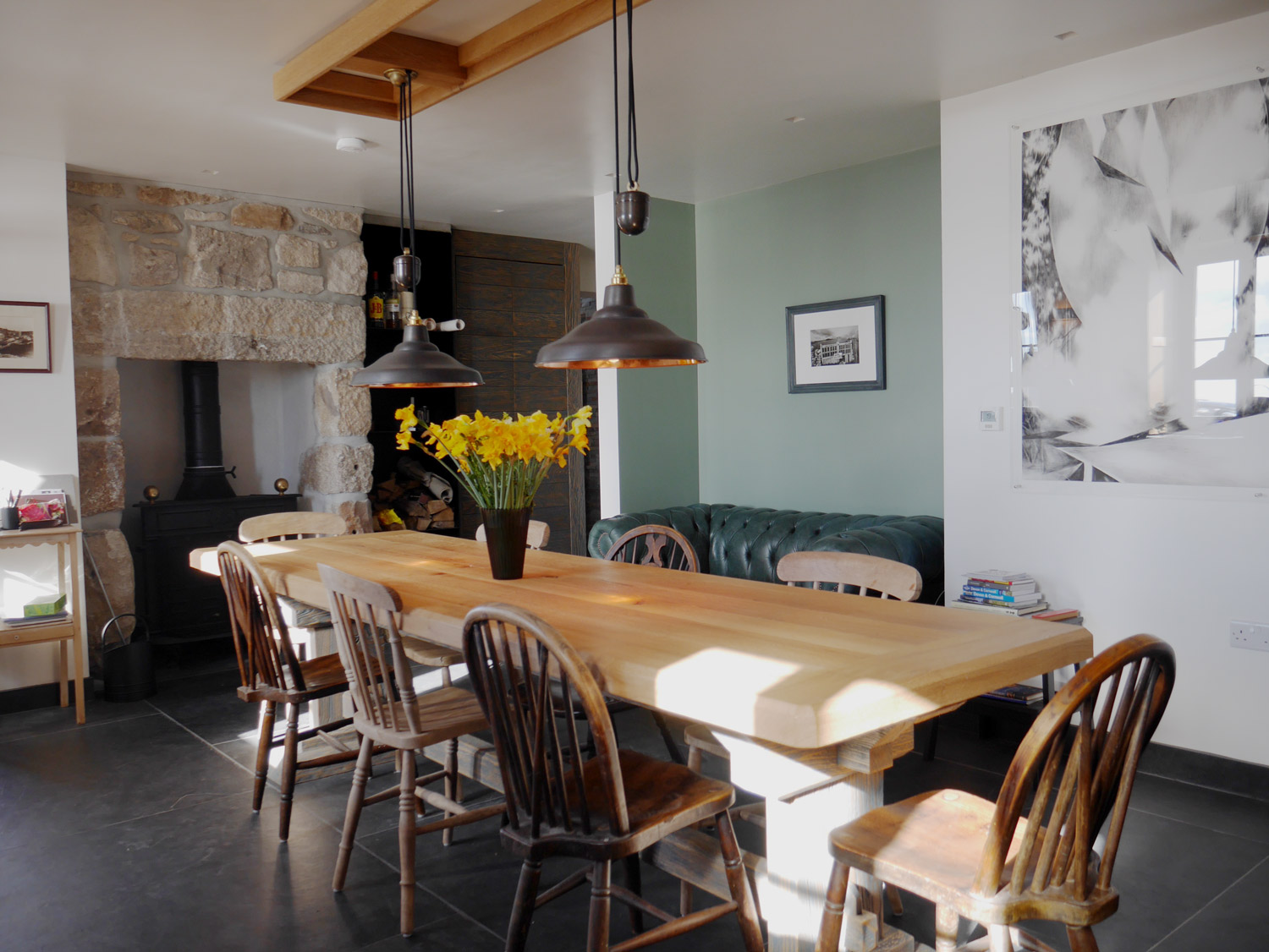 Eastbounds Architect Designed home dining