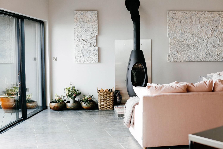 Fallen Angel Bespoke design home Mousehole lounge
