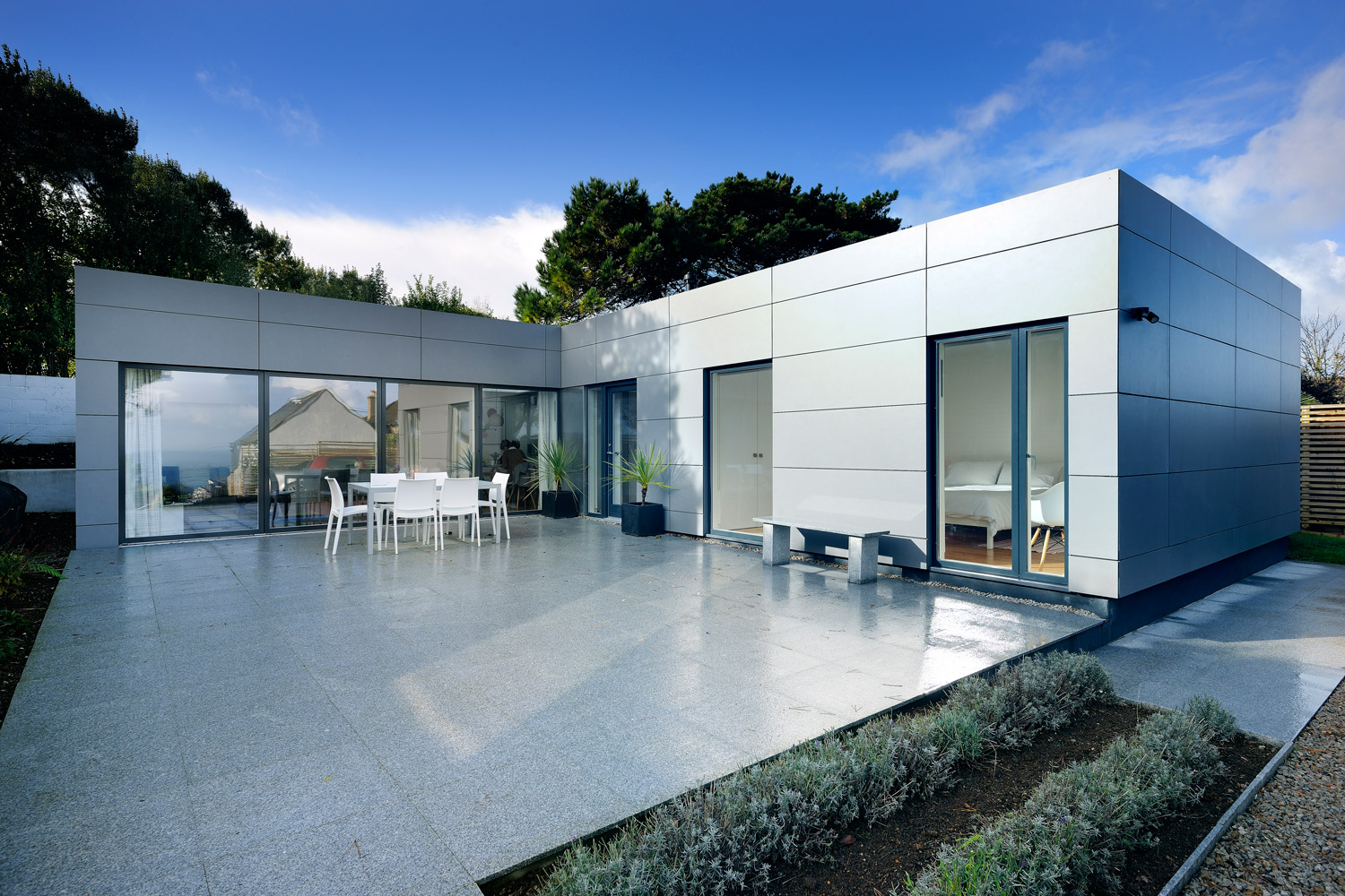 St Ives Architect build house